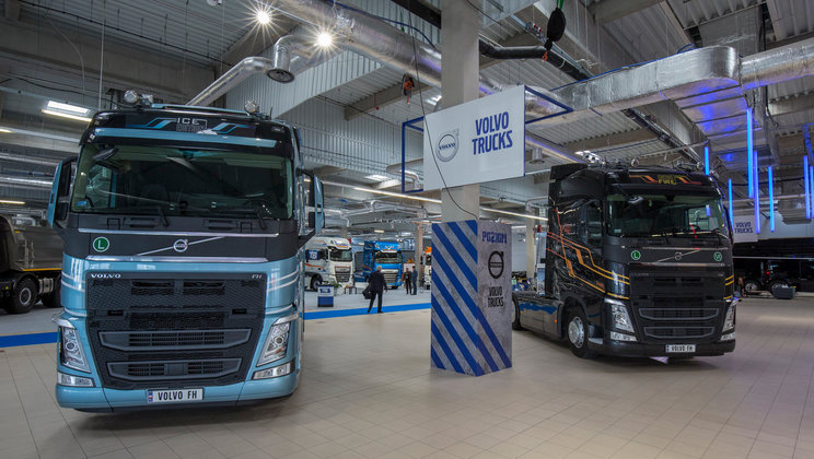 MT TSL i Volvo Trucks