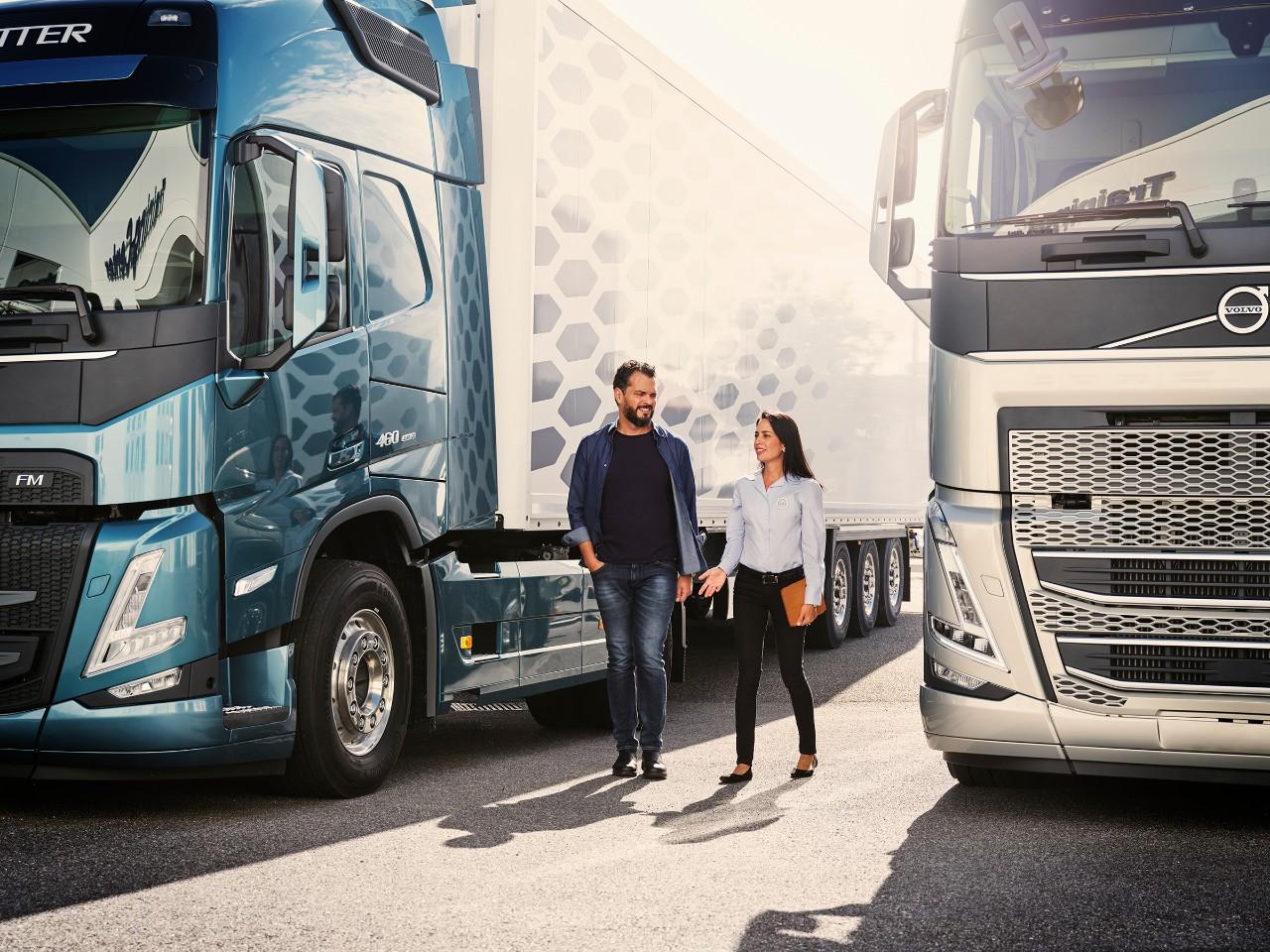 Truck Services – wsparcie dla Twojej działalności
