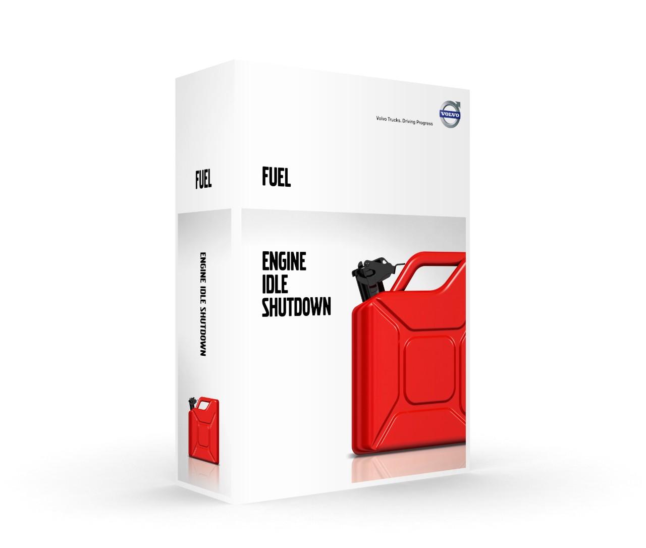 Engine idle shutdown software