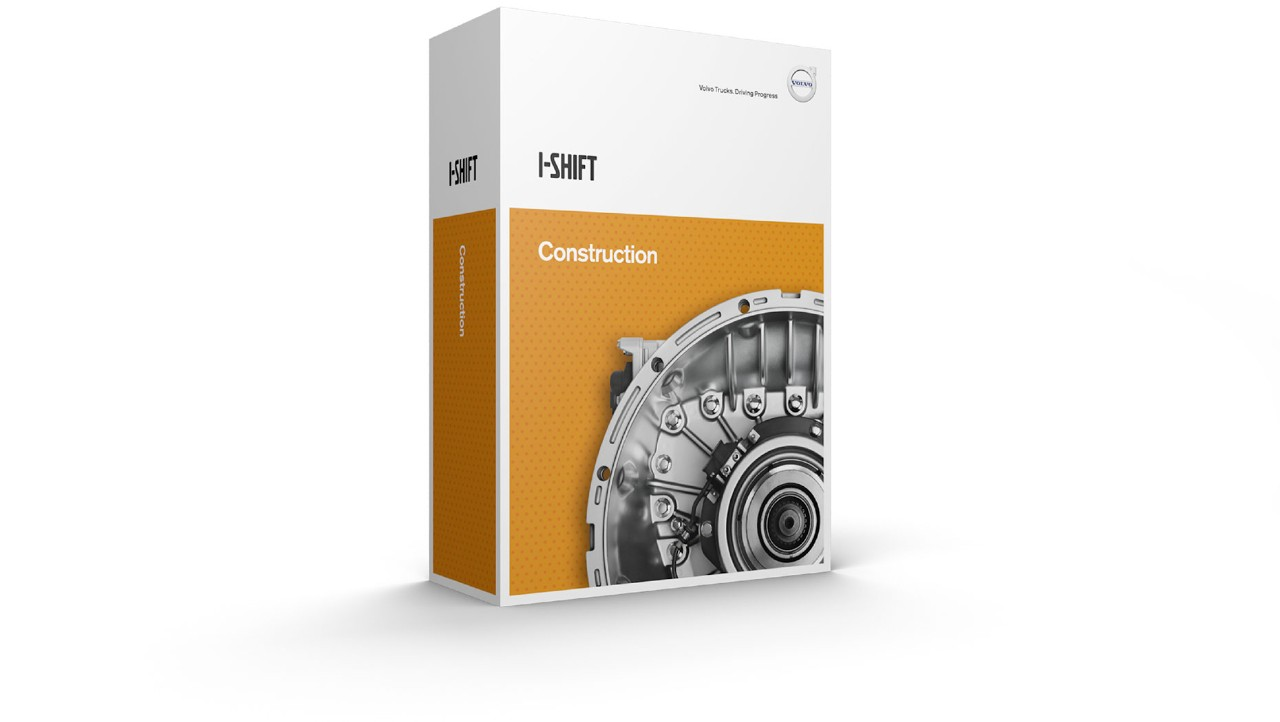 Volvo I-shift upgrade software construction global